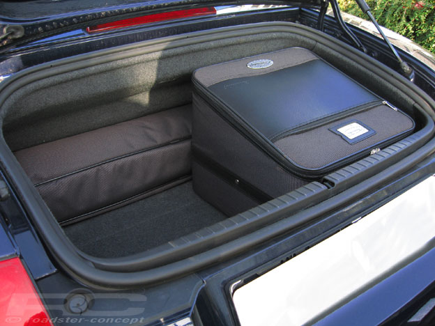roadsterbag koffer audi tt roadster nicht quattro ebay. Black Bedroom Furniture Sets. Home Design Ideas